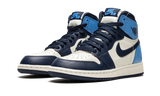 "Air Jordan 1 Retro High OG ""Obsidian UNC"" GS - zero's zeros world sneakers hype streetwear street wear store stores shop los angeles melrose fairfax hollywood santa monica LA l.a. legit authentic cool kicks undefeated round two flight club solestage supreme where to buy sell trade consign yeezy yezzy yeezys vlone virgil abloh bape assc off white hype sneaker shoes streetwear sneakerhead consignment trade resale best dopest shopping"