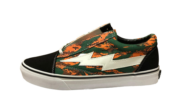 Ian Connor Revenge x Storm Low Top Camo - zero's zeros world sneakers hype streetwear street wear store stores shop los angeles melrose fairfax LA l.a. legit authentic cool kicks undefeated round two flight club supreme where to buy sell yeezy yezzy yeezys vlone off white hype sneaker shoes streetwear sneakerhead consignment trade resale best dopest shopping