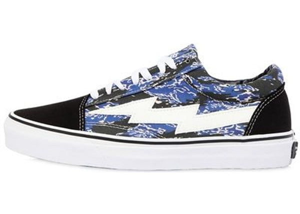 Ian Connor Revenge x Storm Low Top Camo - zero's world sneakers store los angeles melrose round two flight club supreme
