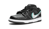 "Nike SB Dunk Low Pro OG QS x Diamond Supply Co. ""Black"""
