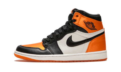 "Air Jordan 1 RE HI OG SL ""Satin Shattered Backboard"" - zero's world sneakers store los angeles melrose round two flight club supreme where to buy sell yeezy yeezy LA L.A."