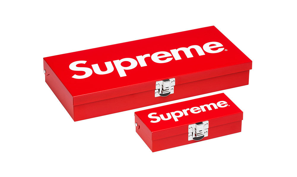 Superbe Small U0026 Large Metal Storage Box   Zerou0027s World Sneakers Store Los Angeles  Melrose Round Two