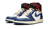 "Air Jordan x Union 1 Retro HI NRG/UN ""Storm Blue"" - zero's world sneakers store los angeles melrose round two flight club supreme where to buy sell yeezy yezzy"