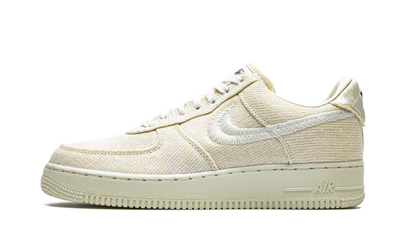 "Nike Air Force 1 Low  ""Stussy - Fossil"" - Zero's"