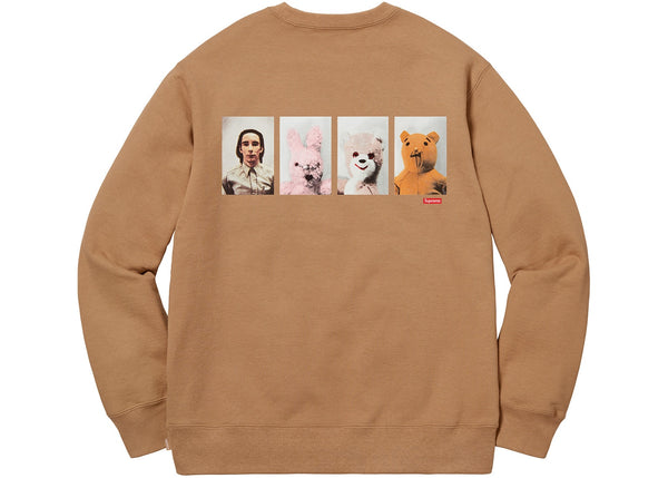 Supreme Mike Kelley Ahh... Youth! Crewneck Sweatshirt