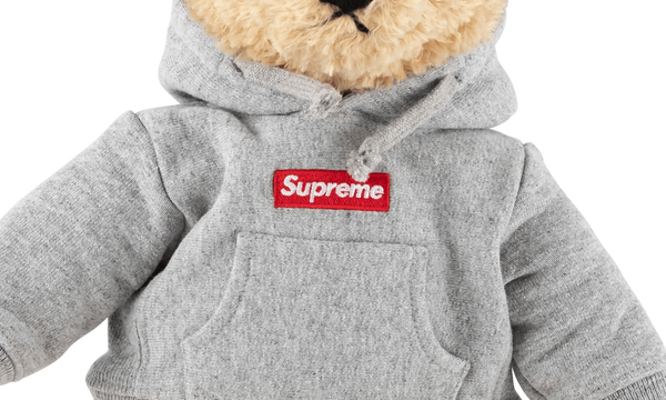 Supreme Steiff Teddy Bear - zero's zeros world sneakers hype streetwear street wear store stores shop los angeles melrose fairfax hollywood santa monica LA l.a. legit authentic cool kicks undefeated round two flight club solestage supreme where to buy sell trade consign yeezy yezzy yeezys vlone virgil abloh bape assc off white hype sneaker shoes streetwear sneakerhead consignment trade resale best dopest shopping
