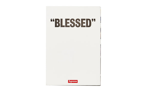 "Supreme ""Blessed"" DVD - zero's zeros world sneakers hypebeast streetwear street wear store stores shop los angeles melrose fairfax hollywood santa monica LA l.a. legit authentic cool kicks undefeated round two flight club solestage supreme where to buy sell trade consign yeezy yezzy yeezys vlone virgil abloh bape assc off white hype sneaker shoes streetwear sneakerhead consignment trade resale best dopest shopping"