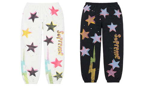 Supreme Gonz Stars Sweatpants