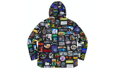 Supreme Gore-Tex Sticker Shell Jacket
