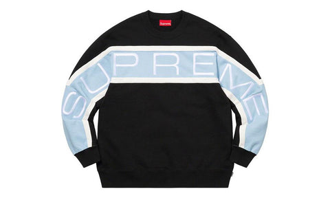 Supreme Paneled Crewneck