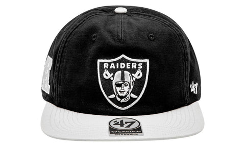Supreme NFL x Raiders x '47 5-Panel