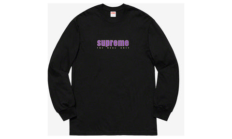 Supreme The Real Shit L/S Tee