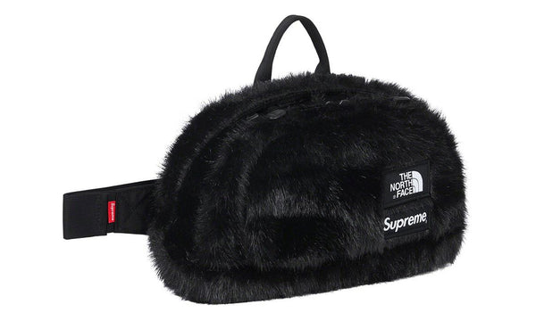 Supreme x The North Face Faux Fur Waist Bag - zero's zeros world sneakers hypebeast streetwear street wear store stores shop los angeles melrose fairfax hollywood santa monica LA l.a. legit authentic cool kicks undefeated round two flight club solestage supreme where to buy sell trade consign yeezy yezzy yeezys vlone virgil abloh bape assc off white hype sneaker shoes streetwear sneakerhead consignment trade resale best dopest shopping