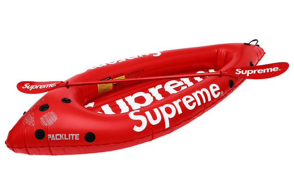 Supreme x Advance Elements Packlite Kayak