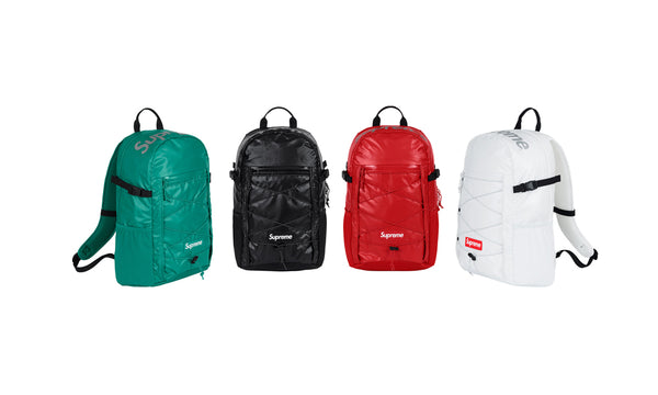 Supreme Backpack - zero's world sneakers store los angeles melrose round two flight club supreme