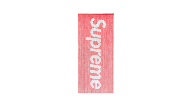 Supreme Bamboo Beaded Curtain - zero's world sneakers store los angeles melrose round two flight club supreme