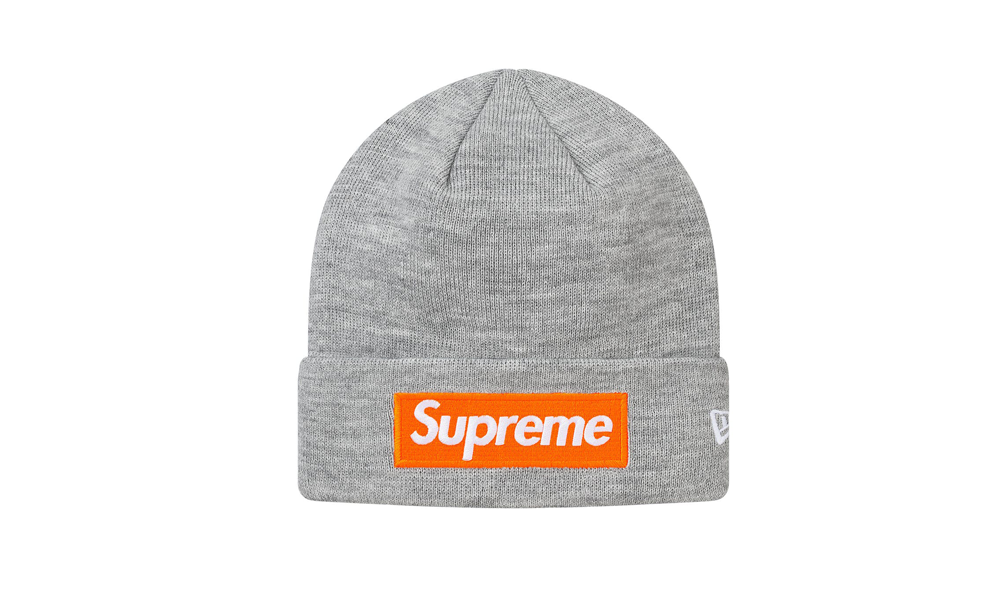 6e7c6f1c1bd Buy Supreme New Era Box Logo Beanie at Zero s for only   179.99 ...