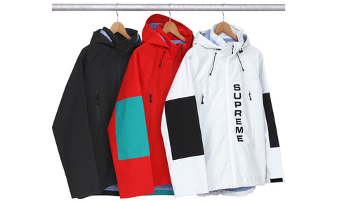 Supreme Competition Taped Seam Jacket