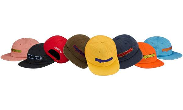 Supreme Connect 6-Panel Hat
