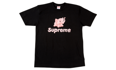 Supreme Elephant Tee - zero's world sneakers store los angeles melrose round two flight club supreme