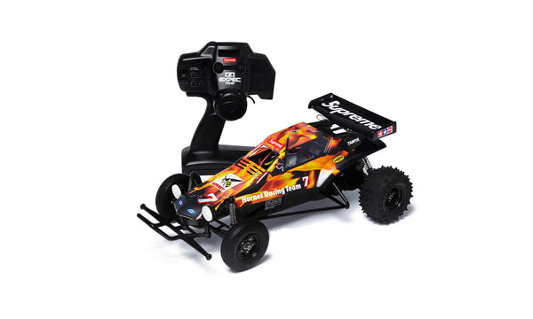 Supreme Tamiya Hornet RC Car
