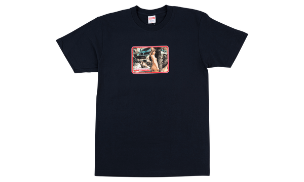 "Supreme x Larry Clark ""Girl"" Tee - zero's world sneakers store los angeles melrose round two flight club supreme"