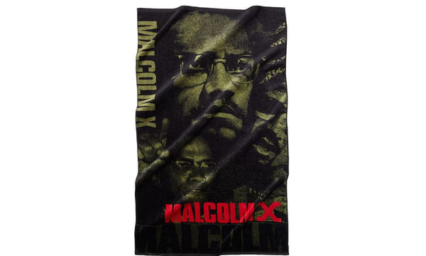 Supreme Malcom X Beach Towel - zero's world sneakers store los angeles melrose round two flight club supreme