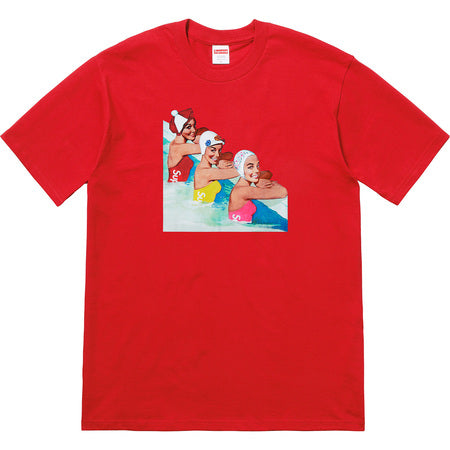 Supreme Swimmers Tee