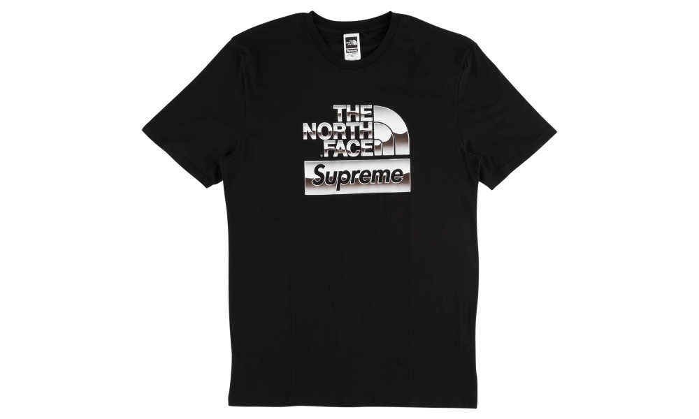 6f514bf1a Buy Supreme x The North Face Metallic Logo Tee at Zero's for only $ 199.99  | 81106371