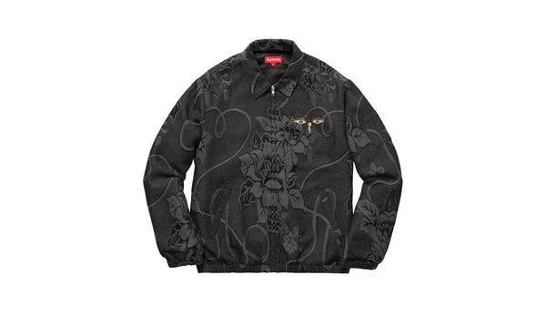 Supreme Truth Tour Jacket - zero's world sneakers store los angeles melrose round two flight club supreme