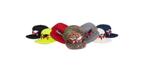 Supreme World 5 Panel Hat - zero's zeros world sneakers hype streetwear street wear store stores shop los angeles melrose fairfax hollywood santa monica LA l.a. legit authentic cool kicks undefeated round two flight club solestage supreme where to buy sell trade consign yeezy yezzy yeezys vlone virgil abloh bape assc off white hype sneaker shoes streetwear sneakerhead consignment trade resale best dopest shopping
