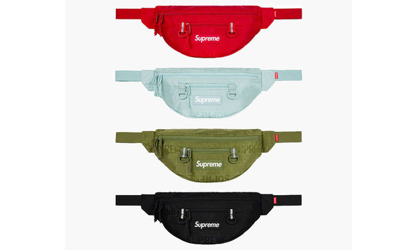 Supreme Waist Bag S/S 19 - zero's zeros world sneakers hype streetwear street wear store stores shop los angeles melrose fairfax hollywood santa monica LA l.a. legit authentic cool kicks undefeated round two flight club solestage supreme where to buy sell trade consign yeezy yezzy yeezys vlone virgil abloh bape assc off white hype sneaker shoes streetwear sneakerhead consignment trade resale best dopest shopping