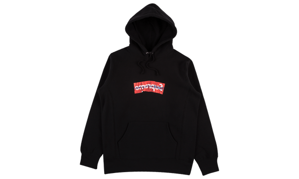 Supreme x Commes Des Garcon Box Logo Hooded Sweatshirt - zero's world sneakers store los angeles melrose round two flight club supreme