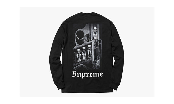 Supreme x H.R. Giger L/S Tee