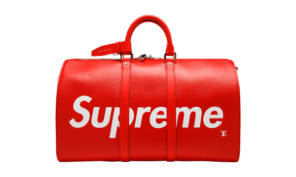 Supreme x Louis Vuitton Keepall Bandouliere 45
