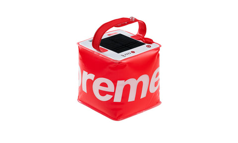 Supreme x Luminaid Packlite Nova USB - zero's zeros world sneakers hypebeast streetwear street wear store stores shop los angeles melrose fairfax hollywood santa monica LA l.a. legit authentic cool kicks undefeated round two flight club solestage supreme where to buy sell trade consign yeezy yezzy yeezys vlone virgil abloh bape assc off white hype sneaker shoes streetwear sneakerhead consignment trade resale best dopest shopping