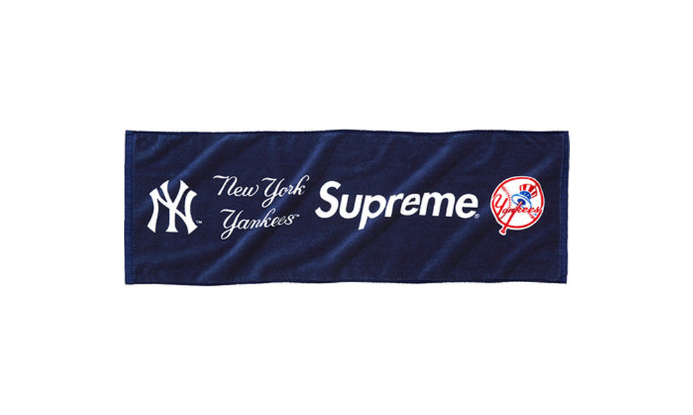 86c14bf889f Buy Supreme x New York Yankees Towel at Zero s for only   219.99 ...