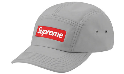 Supreme Inset Logo Camp Cap - zero's zeros world sneakers hypebeast streetwear street wear store stores shop los angeles melrose fairfax hollywood santa monica LA l.a. legit authentic cool kicks undefeated round two flight club solestage supreme where to buy sell trade consign yeezy yezzy yeezys vlone virgil abloh bape assc off white hype sneaker shoes streetwear sneakerhead consignment trade resale best dopest shopping