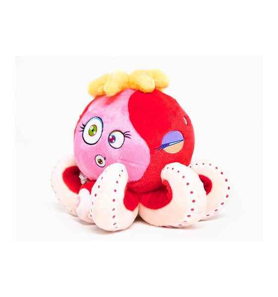 "Takashi Murakami x Complexcon Octopus Plush ""Mr. Boiled"""