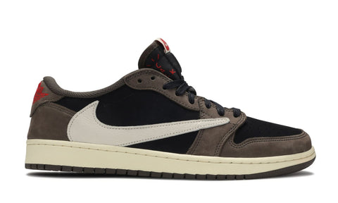 "Jordan 1 Retro Low ""Travis Scott"""