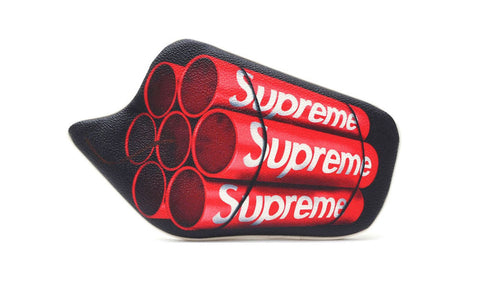 Supreme x Undercover Dynamite Pouch - zero's zeros world sneakers hypebeast streetwear street wear store stores shop los angeles melrose fairfax hollywood santa monica LA l.a. legit authentic cool kicks undefeated round two flight club solestage supreme where to buy sell trade consign yeezy yezzy yeezys vlone virgil abloh bape assc off white hype sneaker shoes streetwear sneakerhead consignment trade resale best dopest shopping