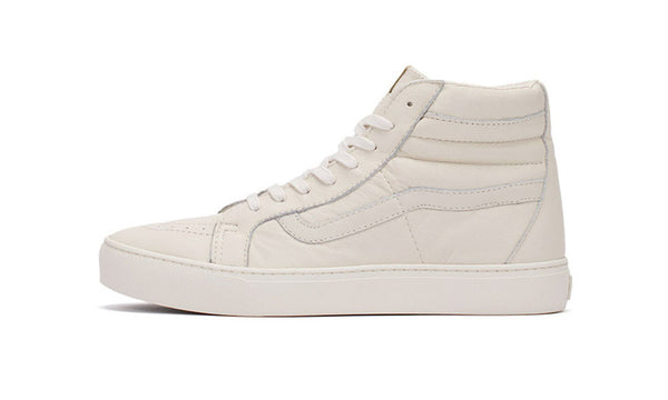 "Vans CA Sk-8 Hi Cup ""Whisper White"" - Women's - zero's world sneakers store los angeles melrose round two flight club supreme"