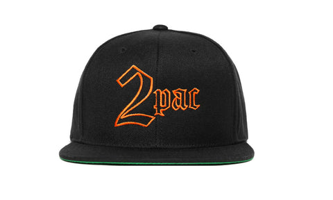 Vlone 2Pac Outline Hat