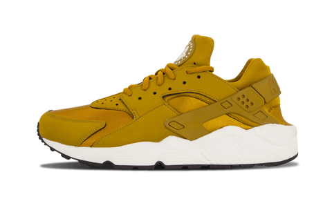 "Nike Air Huarache Run WMNS ""Bronzine"" - zero's world sneakers store los angeles melrose round two flight club supreme"