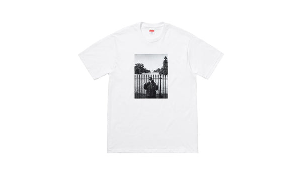 Supreme x Undercover x Public Enemy White House Tee