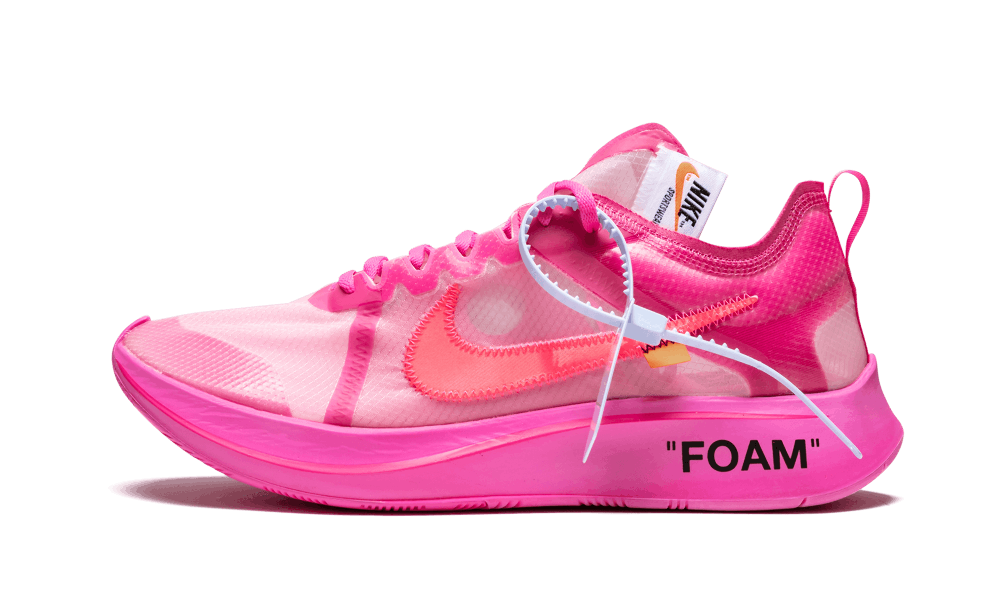 The 10 Nike x Off White Zoom Fly \