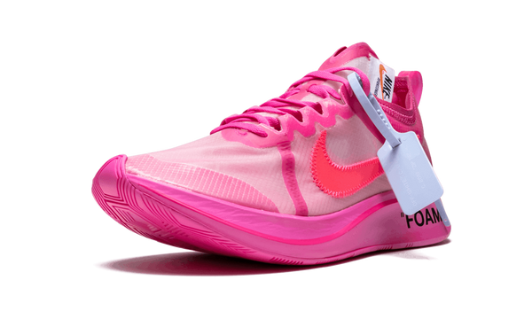 "The 10 Nike x Off White Zoom Fly ""Tulip Pink"""