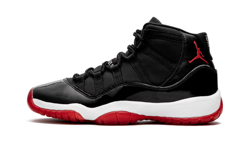 "Air Jordan 11 Retro ""Bred"" 2019 - GS - zero's zeros world sneakers hype streetwear street wear store stores shop los angeles melrose fairfax hollywood santa monica LA l.a. legit authentic cool kicks undefeated round two flight club solestage supreme where to buy sell trade consign yeezy yezzy yeezys vlone virgil abloh bape assc off white hype sneaker shoes streetwear sneakerhead consignment trade resale best dopest shopping"