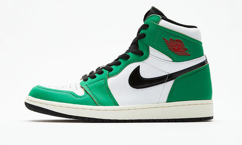 "Air Jordan 1 Retro High W ""Lucky Green"""