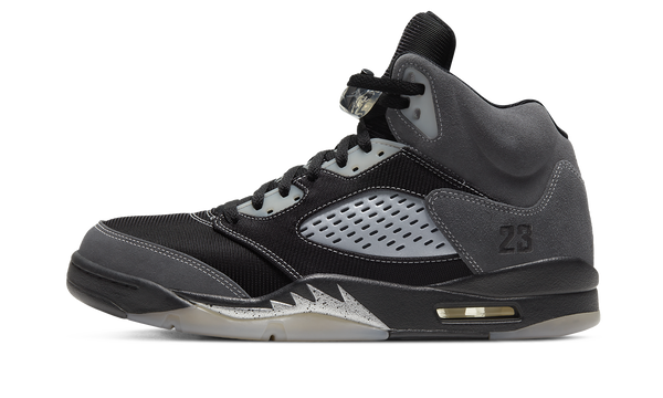 "Air Jordan 5 Retro ""Antracite"" - Zero's"